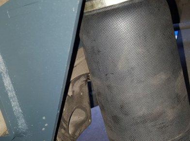 Рис. 6 Пневмоподвеска на Volkswagen Amarok - Этапы установки
