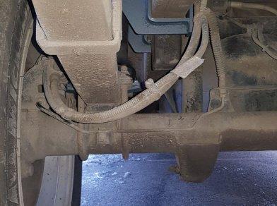 Рис. 8 Пневмоподвеска на Volkswagen Amarok - Этапы установки